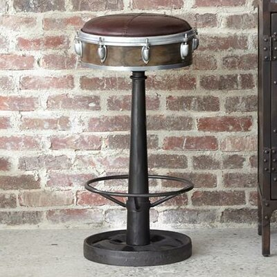 Wright Drummer 31 Swivel Bar Stool