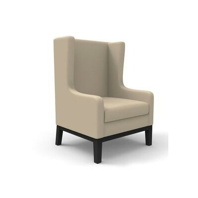 Henriquez Armchair Color: Taupe