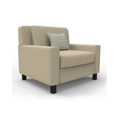 Hensel Wingback Chair Upholstery: Taupe