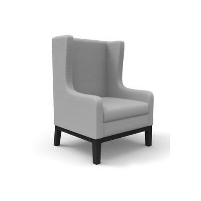 Henriquez Armchair Color: Gray
