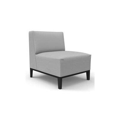 Henriksen Slipper Chair Color: Gray