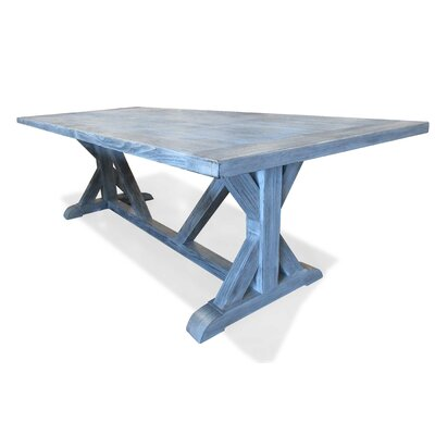 Ryanda Dining Table Size: 30 H x 40 W x 84 D
