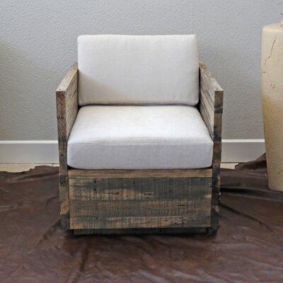 Ale Armchair Size: 24 H x 30 W x 60 D