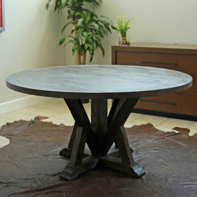Diondre Round Dining Table Size: 30 x 48 W x 60 L