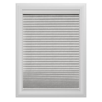 Semi-Sheer Venetian Blind Size: 35 W x 64 L, Color: White
