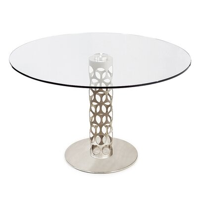 Levine Dining Table Base Finish: Champaign