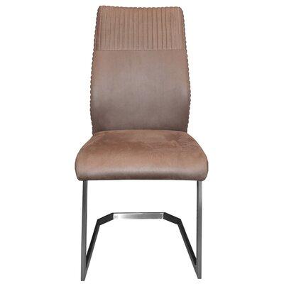 Sofia Side Chair Upholstery Color: Mocha