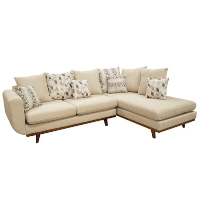 Atlanta Sectional Upholstery: Derby Linen