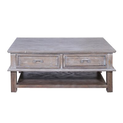 Cavalli Coffee Table Color: Taupe
