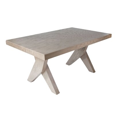 Lofland Dining Table Finish: Taupe