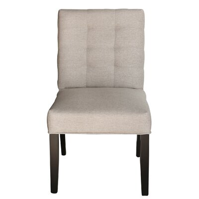 Bureen Upholstered Dining Chair Upholstery Color: Venetto Malta