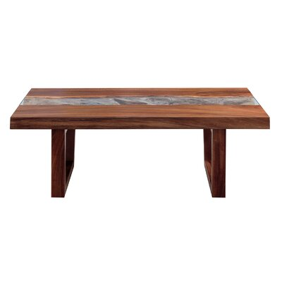 Jean Wood Coffee Table