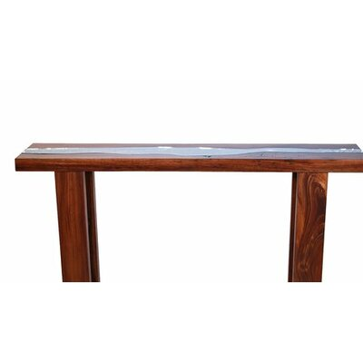 Jean Wood Console Table