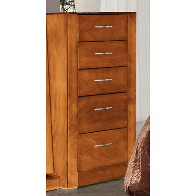 Lennards 5 Drawer Lingerie Chest