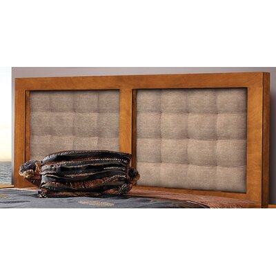 Lennards Queen Upholstered Slat Headboard