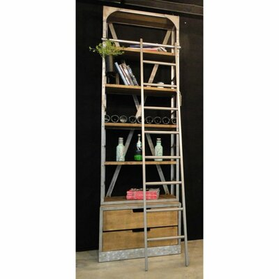 Select Vintage Ladder Bookcase Product Photo