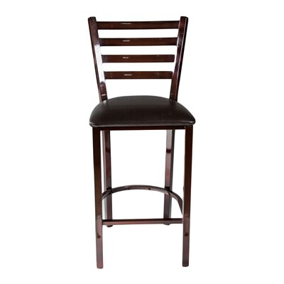 Follett Ladderback 30 Barstool
