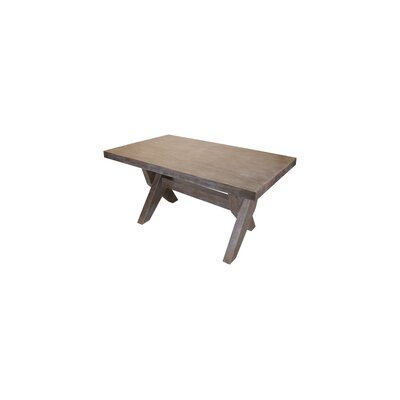 Lofland Dining Table Finish: Rustic Gray