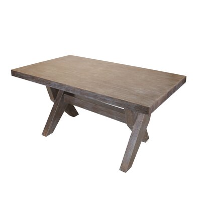 Lofland Dining Table Color: Gray