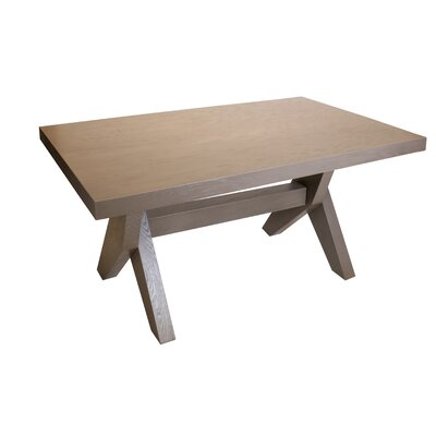 Lofland Dining Table Color: Taupe
