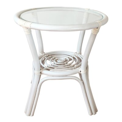 Diana Coffee Table Finish: White
