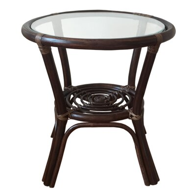 Diana Coffee Table Finish: Dark Brown