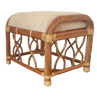 Jenny Ottoman Finish: Light Brown