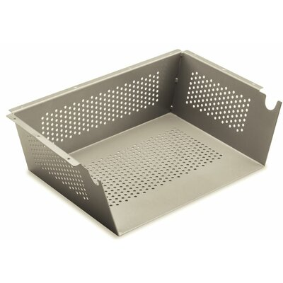 Perforated 20 W x 13 D Desk Drawer
