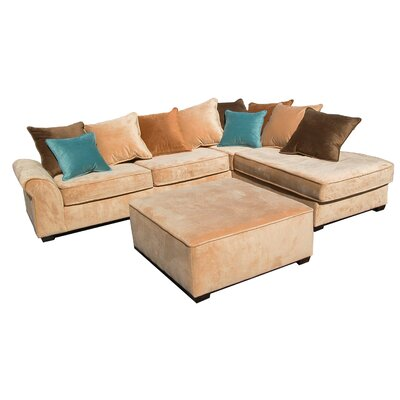 Bairdford Reversible Sectional