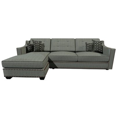 Lambert Sectional Upholstery : Coconut Agean