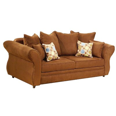 Chocolate Sofa