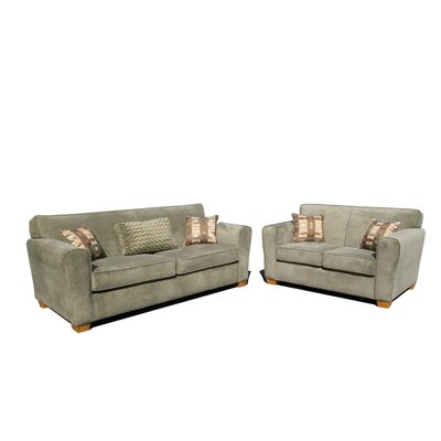 Dixon 2 Piece Living Room Set