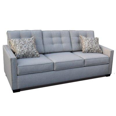 Bakerstown Foam Sofa Upholstery: Gray