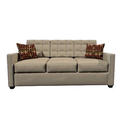 Bakerstown Foam Sofa Upholstery: Beige
