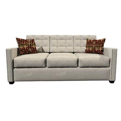 Bakerstown Foam Sofa Upholstery: Sand