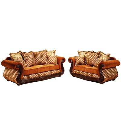 Wynn 2 Piece Living Room Set