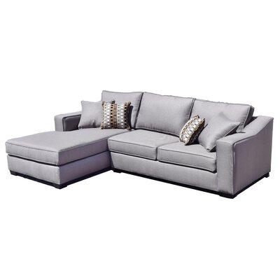 Brygon Creek Sectional Upholstery: Gray