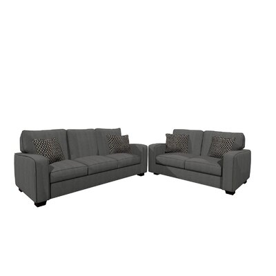 Cheriton 2 Piece Living Room Set