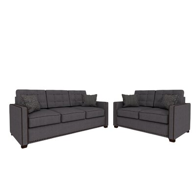 Bakerstown 2 Piece Living Room Set