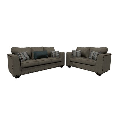 Cherryford Sofa and Loveseat Set