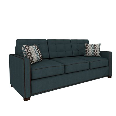 Bakerstown Sofa Upholstery: Navy