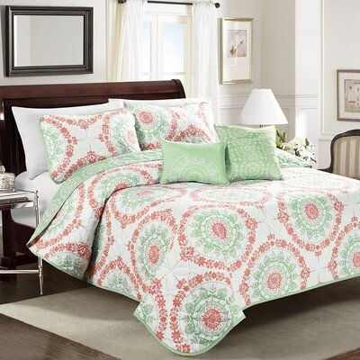 Elyssa Quilt Set Size: Full/Queen