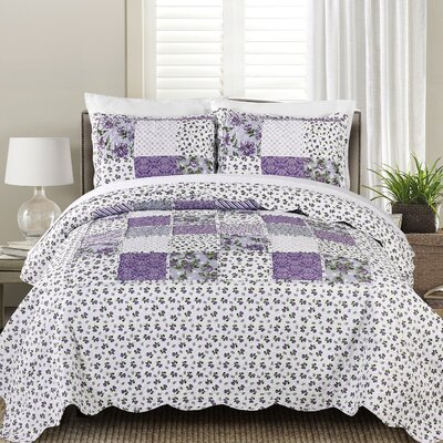 Beatrice Quilt Set Size: King