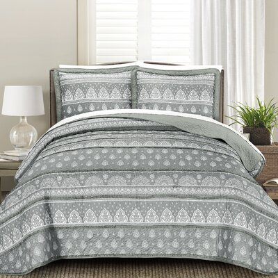 Joseph Quilt Set Size: King