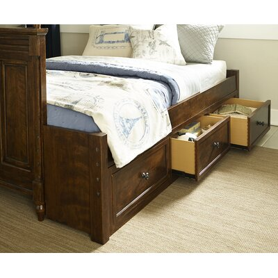 Big Sur By Wendy Bellissimo 3 Drawer Underbed Storage