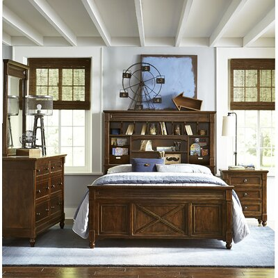 Big Sur By Wendy Bellissimo Mates & Captains Bed Size: Twin