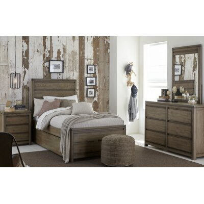 Big Sky by Wendy Bellissimo Platform Customizable Bedroom Set