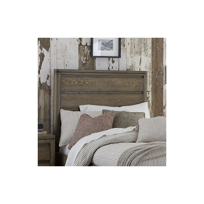 Big Sky by Wendy Bellissimo Panel Headboard Size: Twin