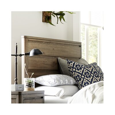 Big Sky by Wendy Bellissimo Panel Headboard Size: Queen