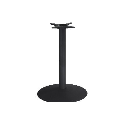 Round Table Base Size: 24 H x 24 W x 24 D